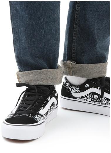 Vans Vans Siyah Lifestyle Ayakkabı Siyah